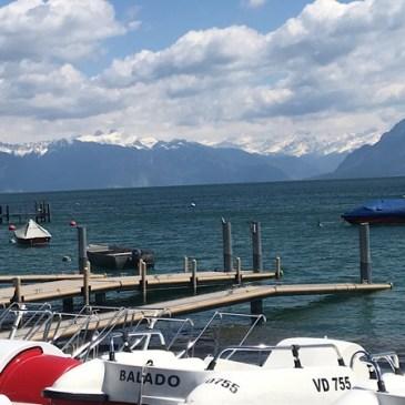 Jour 8: Divonne- Lausanne