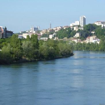 Vers Rome : Lyon – Montluel-Pérouges