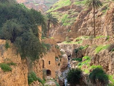 Sur le sentier d'Abraham – 1- de Jericho à Sea Level