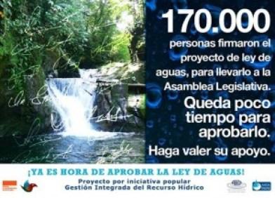Lucha por aprobar proyecto de ley de aguas sigue vigente3