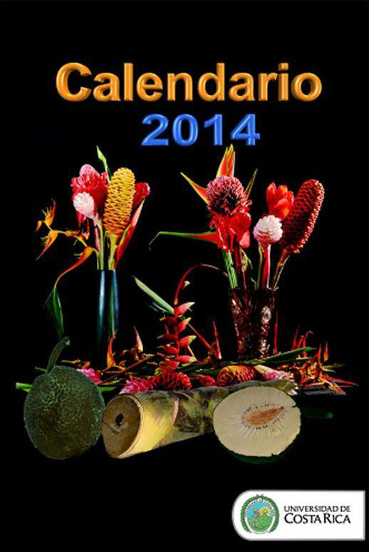 Calendario del movimiento Sloow Food-Costa Rica