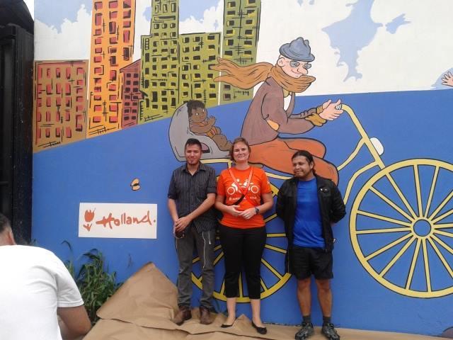 Defienden uso formas sostenibles de movilidad urbana