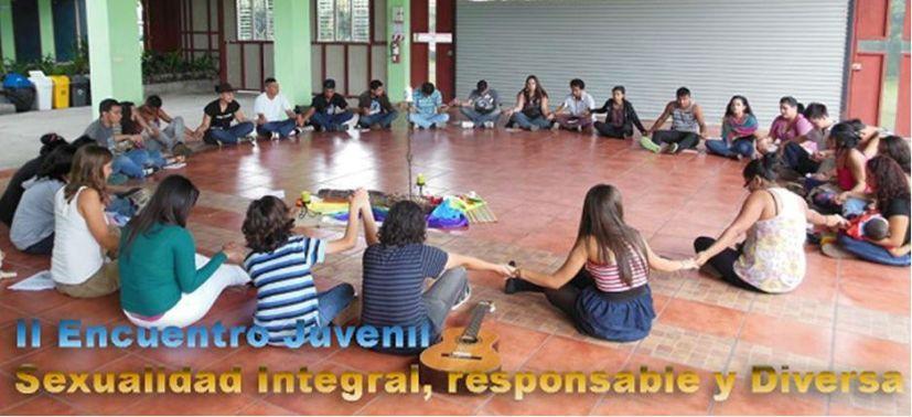 II Encuentro Juvenil sobre Sexualidad Integral2