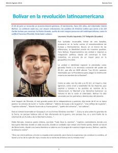Circula la revista FORO, del FAU3