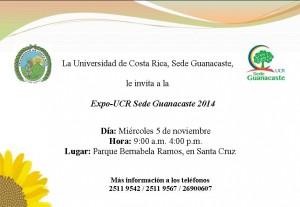 EXPO-UCR Sede Guanacaste 2014