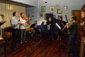 Syntagma Musicum presenta su primer disco