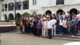 Estudiantes centroamericanos compartieron experiencias2