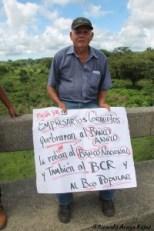 Marcha por la Tierra y el Agua en Zona Sur- la protesta es un derecho, reprimirla es un delito14