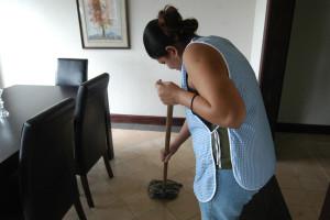 Visibilizan el trabajo no remunerado de las mujeres en el pais