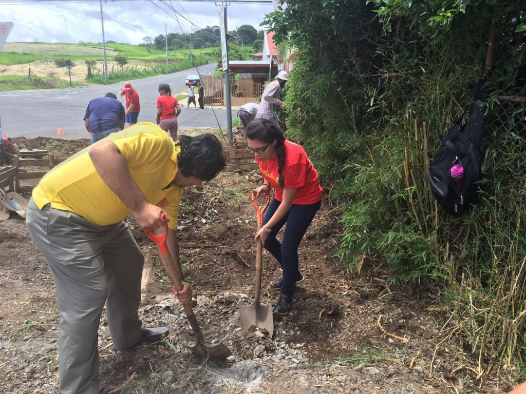 Segunda Jornada de limpieza y arborizacion2