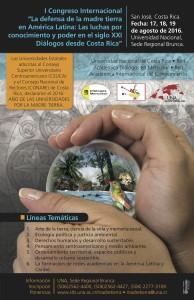 Primer Congreso Internacional por la Madre Tierra