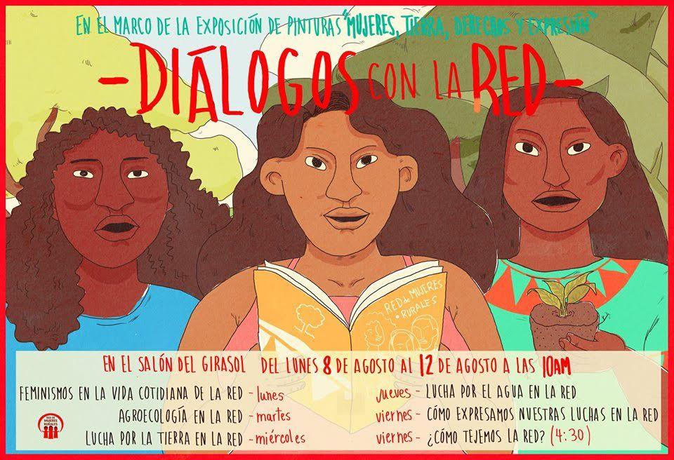 Red de Mujeres Rurales