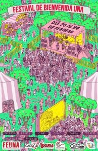 Festival de Bienvenida FEUNA
