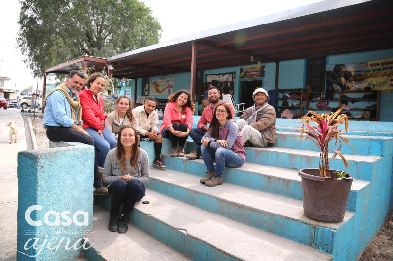 Estrenaran documental nacional sobre migracion forzada en Centroamerica2