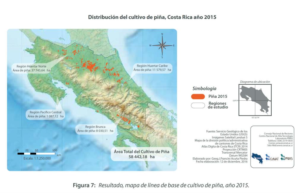 Se puso en evidencia miles de hectareas de ecosistemas2