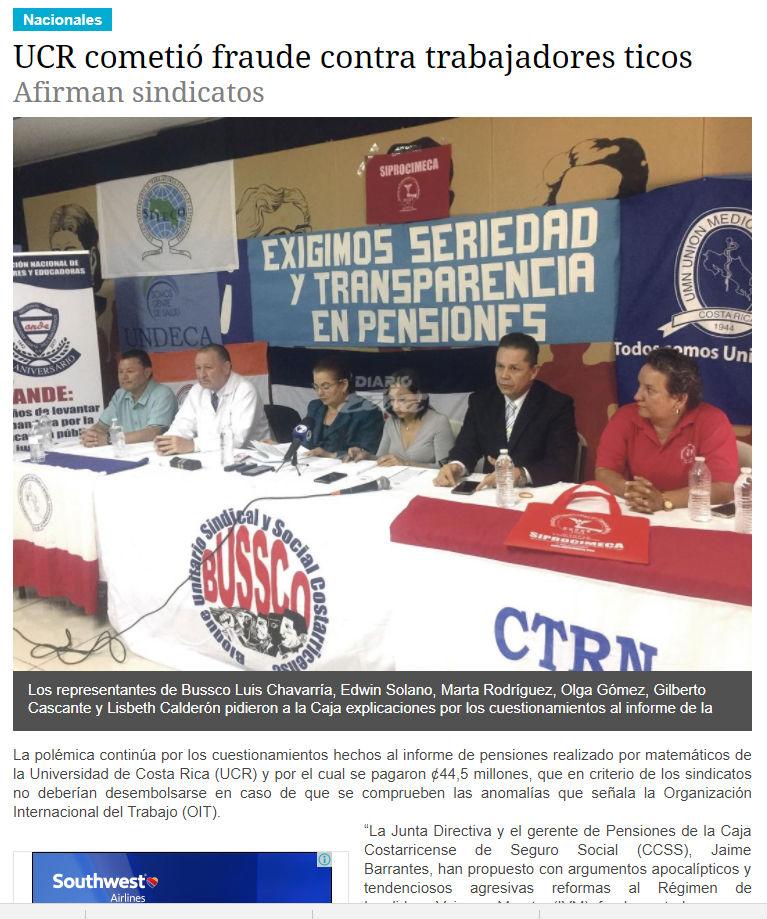 La democracia de Costa Rica se debilita en la pantalla de la TV3