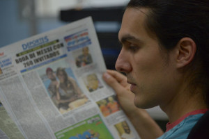 UCR Preste atencion a lo que callan los medios de comunicacion