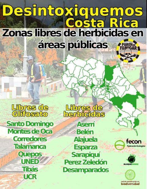 Cinco municipalidades mas prohiben aplicacion de herbicidas en areas publicas2