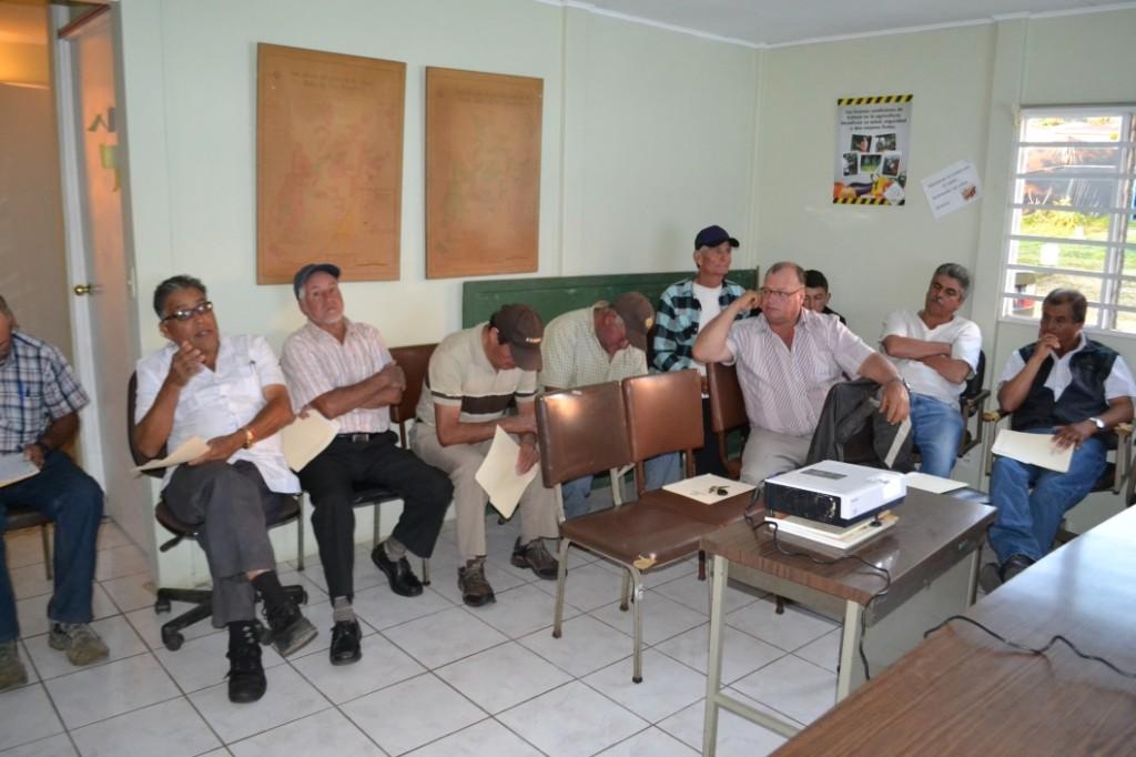 Costa Rica y Grecia intercambian conocimiento sobre el manejo de plaguicida4
