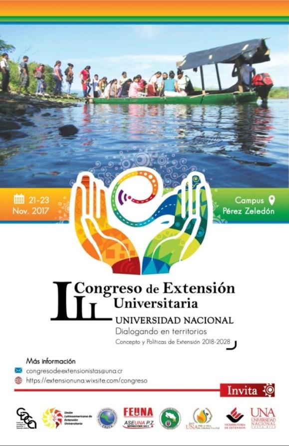 UNA III Congreso de Extension Universitaria 2017