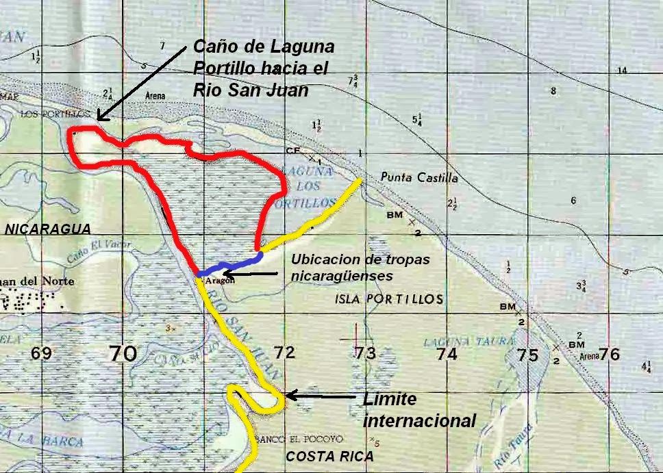 Costa Rica Nicaragua monto indemnizatorio por dano ambiental2