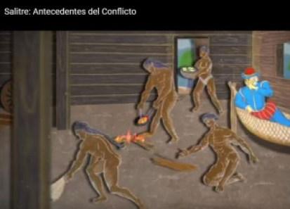 Salitre antecedentes del conflicto video2