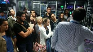 UNA futuros planificadores analizan la TV Digital5