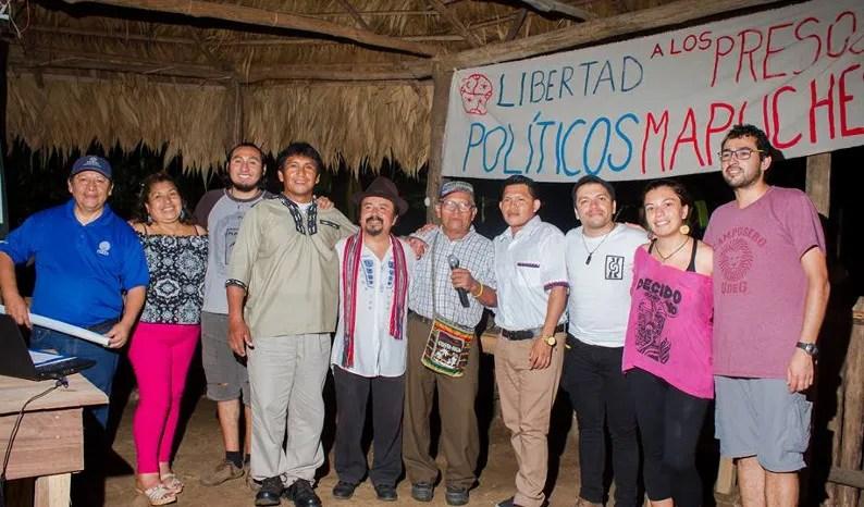 Comunidades originarias compartieron en Talamanca3