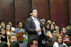 Debate Presidencial en la UNA Ronald Rivera