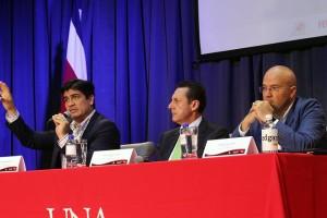 Debate Presidencial en la UNA3