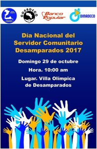 Dia Internacional del Servidor Comunitario