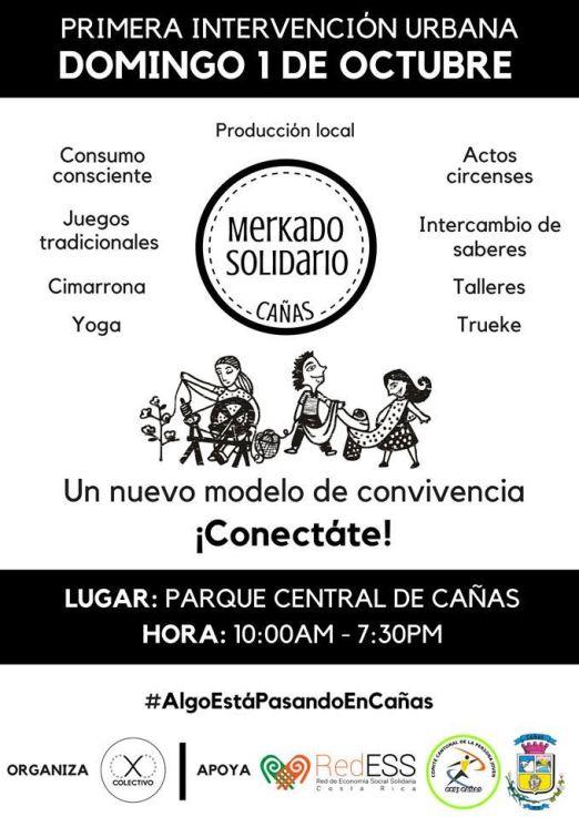 Merkado Solidario en Canas