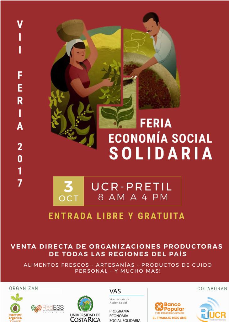 VII Feria Economia Social Solidaria
