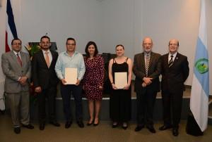 UCR Premio Soto Harrison reconoce excelencia de tesis en Ciencias Sociales Economicas y Derecho
