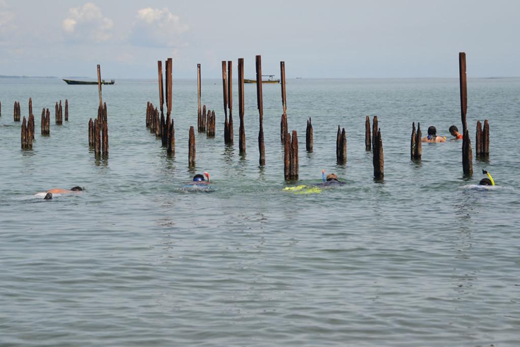 UCR Proyecto busca rescatar historia limonense mediante la arqueologia subacuatica3