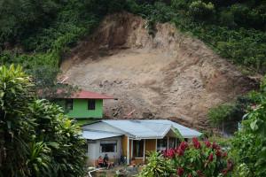UCR realizo 180 inspecciones geologicas en zonas de riesgo tras el paso de Nate