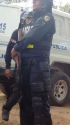 Comunicado agresion de la policia en Sardinal Guanacaste Costa Rica2