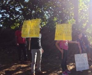 Comunicado agresion de la policia en Sardinal Guanacaste Costa Rica3