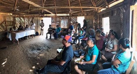 Estrenan en los territorios indigenas de Boruca y Terraba el documental Guardianes del Bosque6
