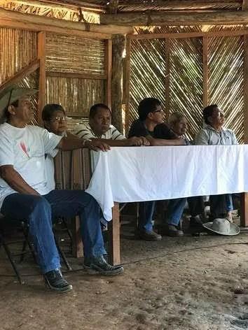 Estrenan en los territorios indigenas de Boruca y Terraba el documental Guardianes del Bosque7
