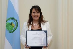 UCR Catedratica Humbolt 2018 Dra Patricia Esquivel Rodriguez