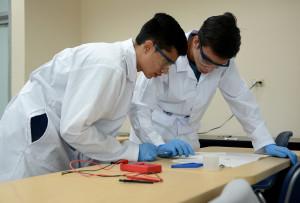 Campamento de Ciencias