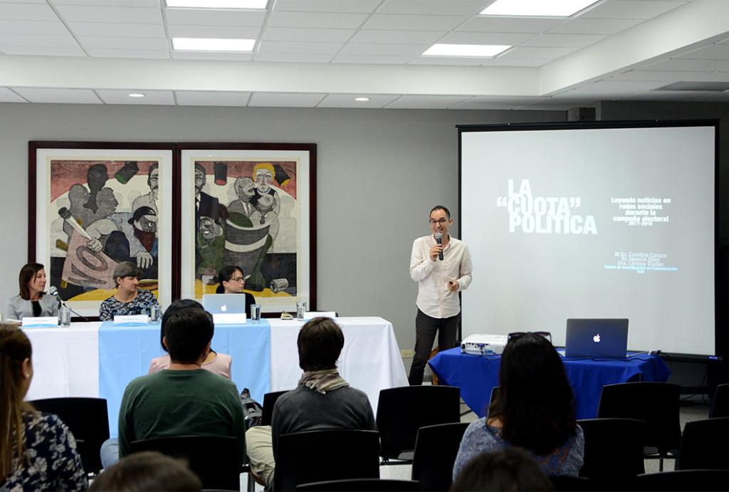UCR Oferta de contenido politico no se fortalecio durante campana electoral2