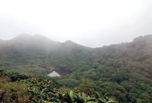 UCR RSN analiza posible despertar del Volcan Tenorio