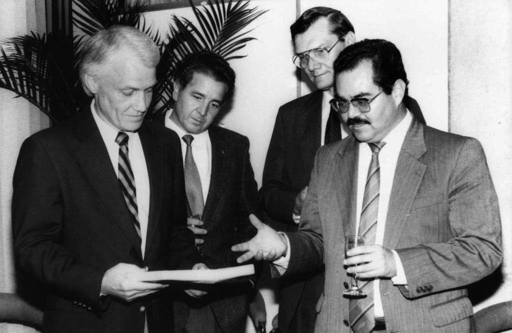 Universidad de Costa Rica y Universidad de Kansas celebran 60 anos2