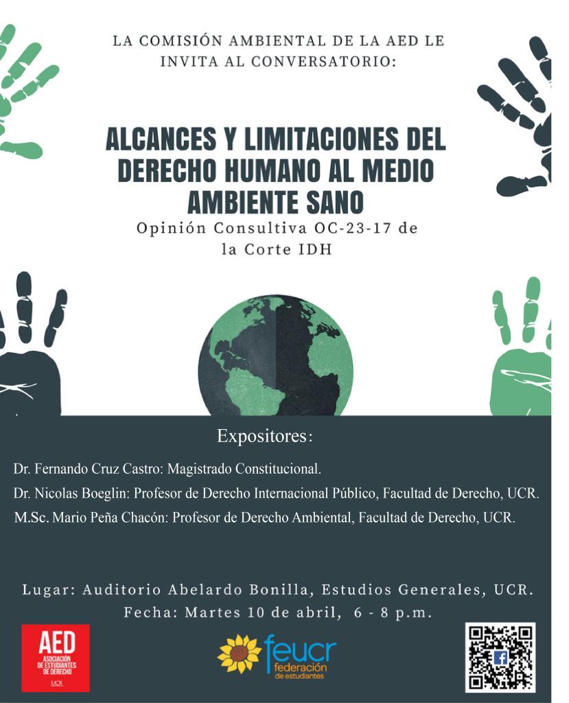Alcances y limitaciones del derecho humano al medio ambiente sano