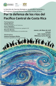 Foro Por la defensa de los rios del Pacifico Central de Costa Rica