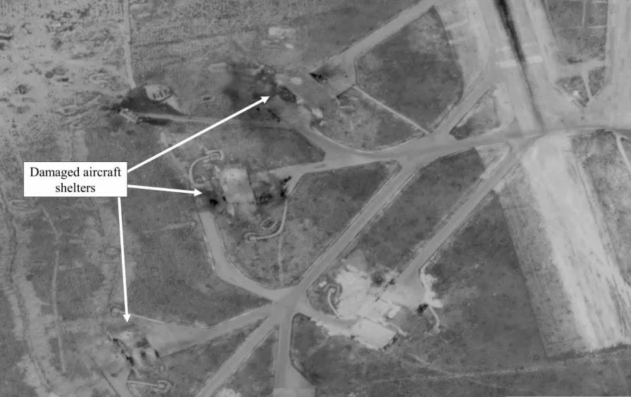 Los bombardeos de EEUU Francia y Reino Unido en Siria a la luz del derecho internacional2