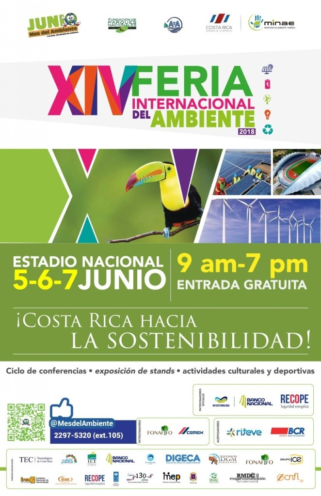 Feria Internacional del Ambiente mostrara ideas para el desarrollo sostenible