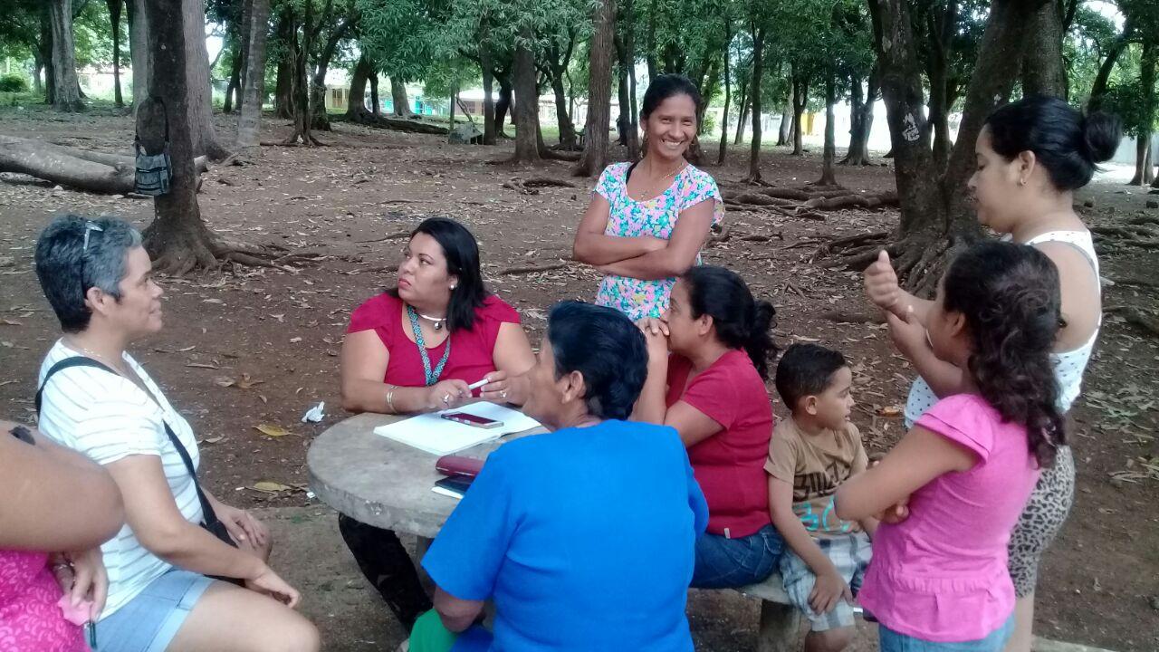 Nicoya rumbo a Primer Congreso del Movimiento de Ciudadania que Construye Territorios Seguros